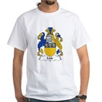 Lisle Family Crest White T-Shirt