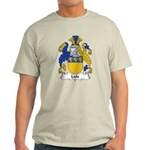 Lisle Family Crest Light T-Shirt