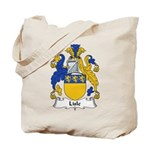 Lisle Family Crest Tote Bag