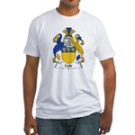 Lisle Family Crest Fitted T-Shirt