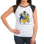 Lisle Family Crest Women's Cap Sleeve T-Shirt