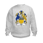 Lisle Family Crest Kids Sweatshirt