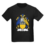 Lisle Family Crest Kids Dark T-Shirt