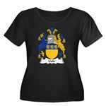 Lisle Family Crest Women's Plus Size Scoop Neck Da