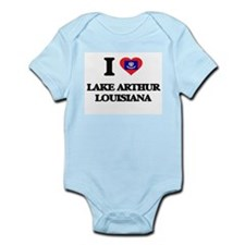 I love Lake Arthur Louisiana Body Suit