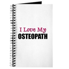 I Love My OSTEOPATH Journal