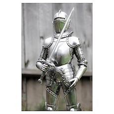 Shining Armor Poster