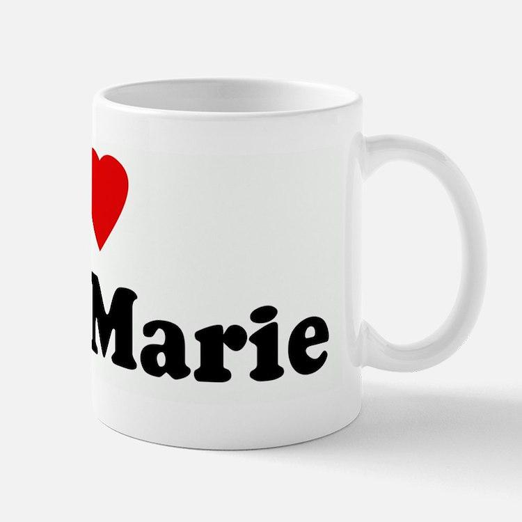 I Love Tisha Marie Mug