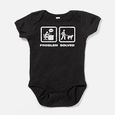 Maremma Sheepdog Baby Bodysuit
