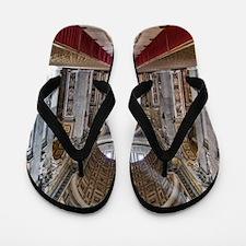 St. Peter's Basilica Flip Flops