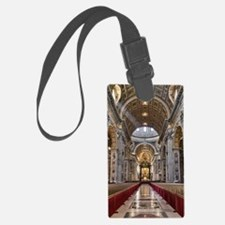 St. Peter's Basilica Luggage Tag