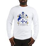 Lexington Family Crest Long Sleeve T-Shirt