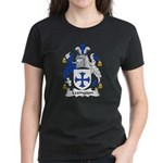 Lexington Family Crest Women's Dark T-Shirt