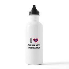 I love Westlake Louisi Sports Water Bottle