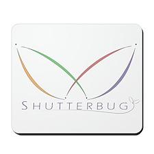 Shutterbug Mousepad