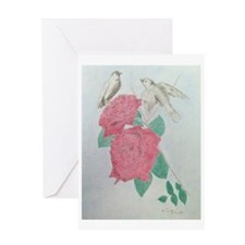 Doves Greeting Cards