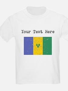 St Vincent Flag T-Shirt