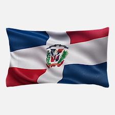 Dominican Republic flag Pillow Case