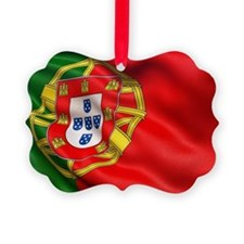Portugal flag Ornament