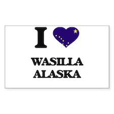 I love Wasilla Alaska Decal