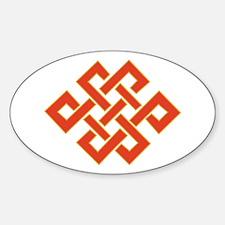 Tibetan Knot Decal