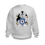 Levett Family Crest Kids Sweatshirt