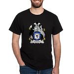 Levett Family Crest Dark T-Shirt