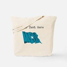 Somalia Flag Tote Bag