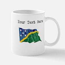 Solomon Islands Flag Mugs
