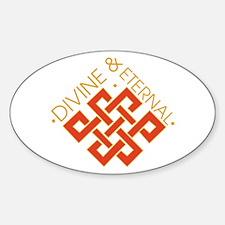 Divine & Enternal Decal