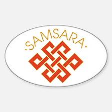 Samsara Decal