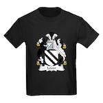 Lever Family Crest Kids Dark T-Shirt