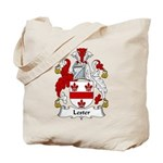 Lester Family Crest Tote Bag
