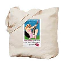 Redheads Go Anywhere Tote Bag