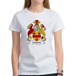 Lennard Family Crest Women's T-Shirt