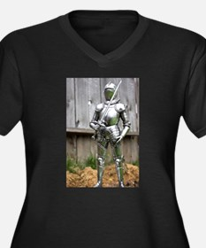 Country Knight Plus Size T-Shirt