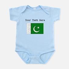 Pakistan Flag Body Suit
