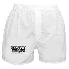 HEAVY IRON Boxer Shorts