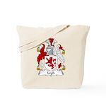 Legh Family Crest Tote Bag