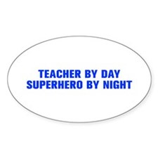 Teacher by day superhero by night-Akz blue 500 Sti