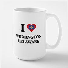 I love Wilmington Delaware Mugs
