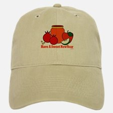 Jewish Sweet New Year Baseball Baseball Cap