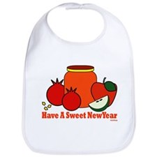 Jewish Sweet New Year Bib