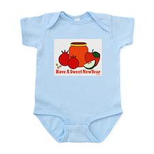 Jewish Sweet New Year Infant Bodysuit