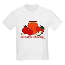 Jewish Sweet New Year T-Shirt