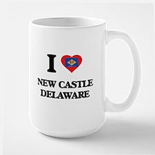 I love New Castle Delaware Mugs