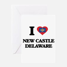I love New Castle Delaware Greeting Cards
