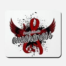 Amyloidosis Awareness 16 Mousepad