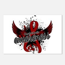 Amyloidosis Awareness 16 Postcards (Package of 8)