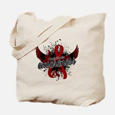 Amyloidosis Awareness 16 Tote Bag